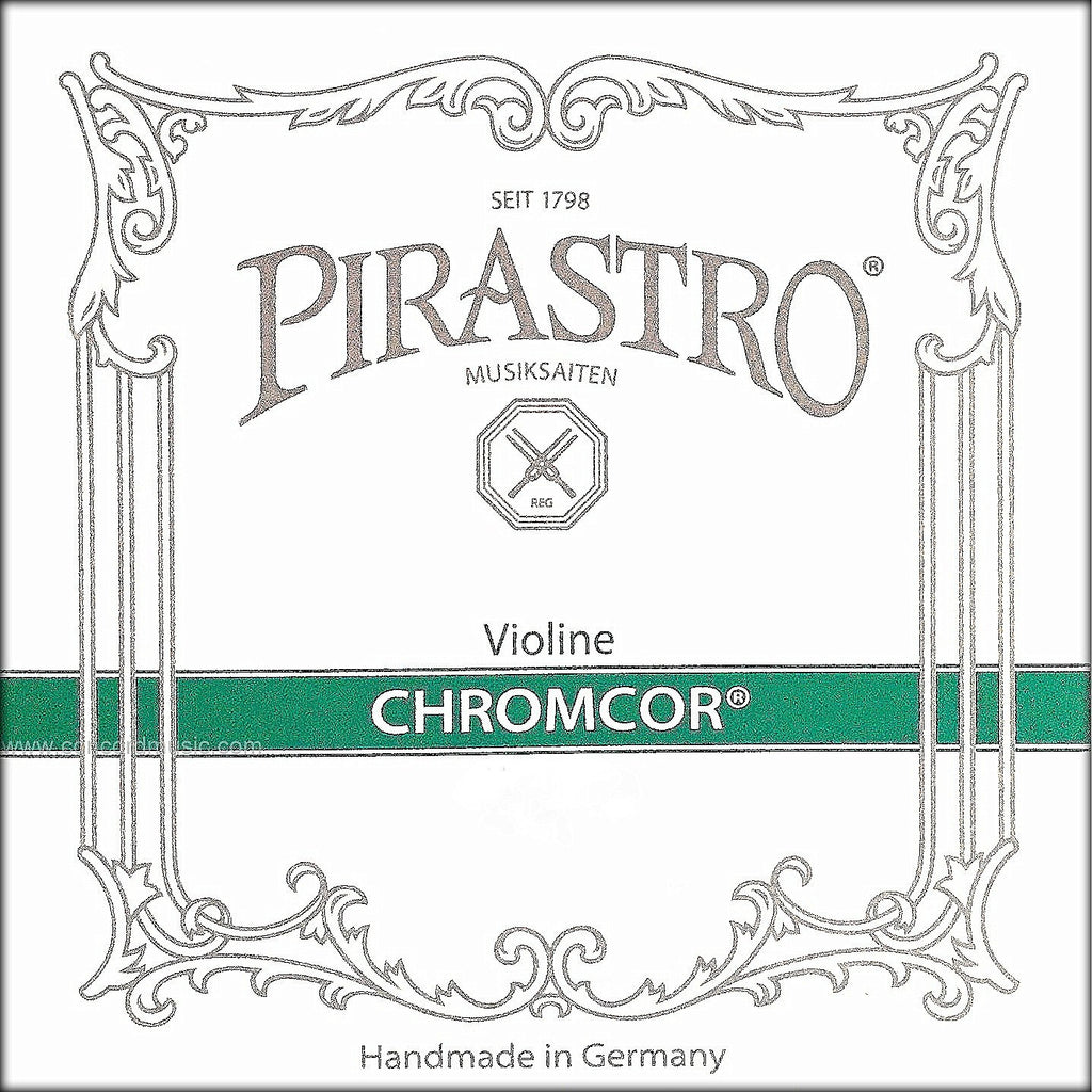 Chromcor Violin String Set