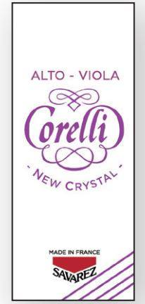 Crystal Viola String Set, Small