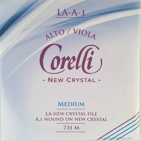 Crystal A Viola String-synthetic core