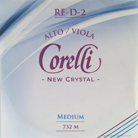 Crystal D Viola String-synthetic core