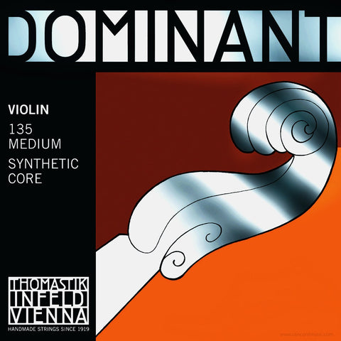 Thomastik Dominant Violin Set 135