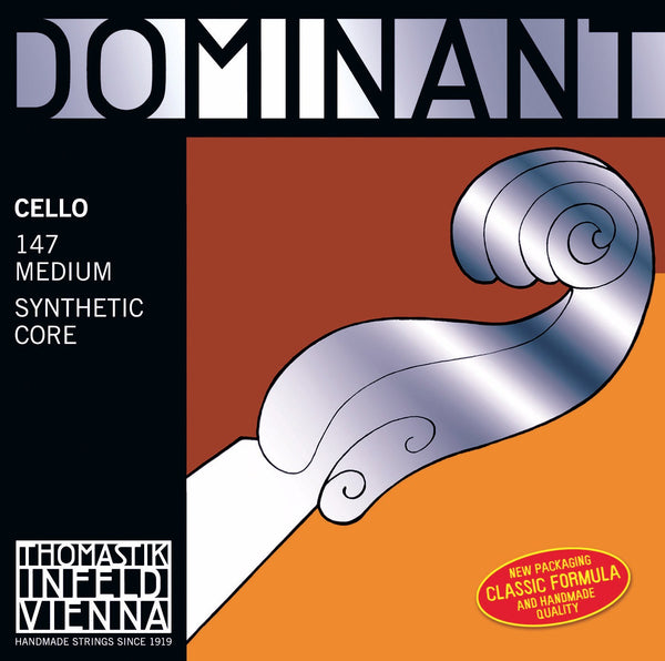Dominant cello Set 147