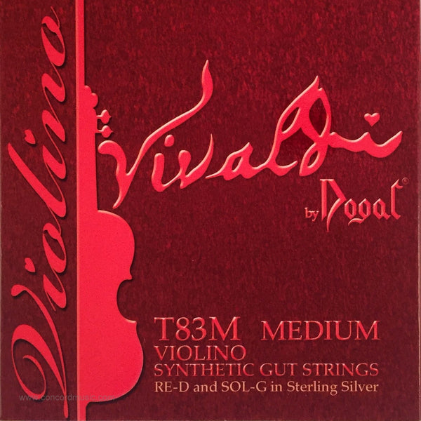 Dogal Vivaldi Violin Strings T83