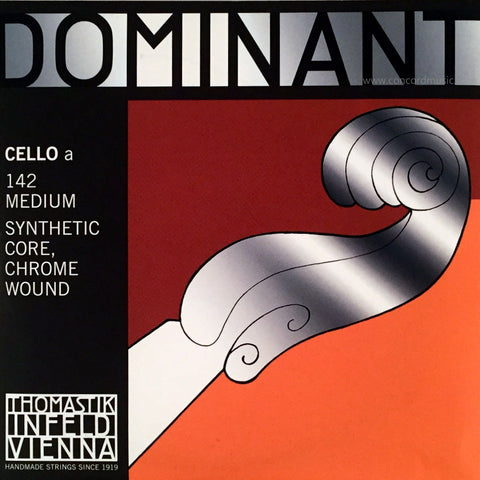 Dominant Cello A String 142