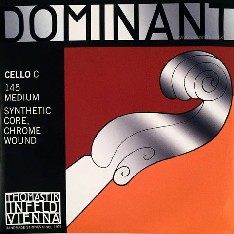 Dominant cello C String 145