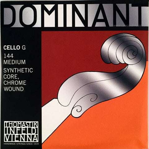 Dominant Cello G String 144