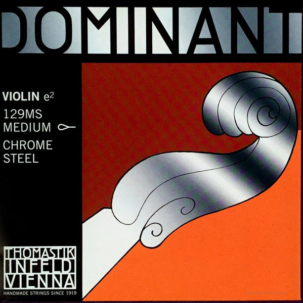 Dominant Violin E String 129