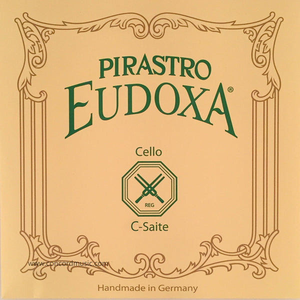 Eudoxa Gut Cello C String 2344