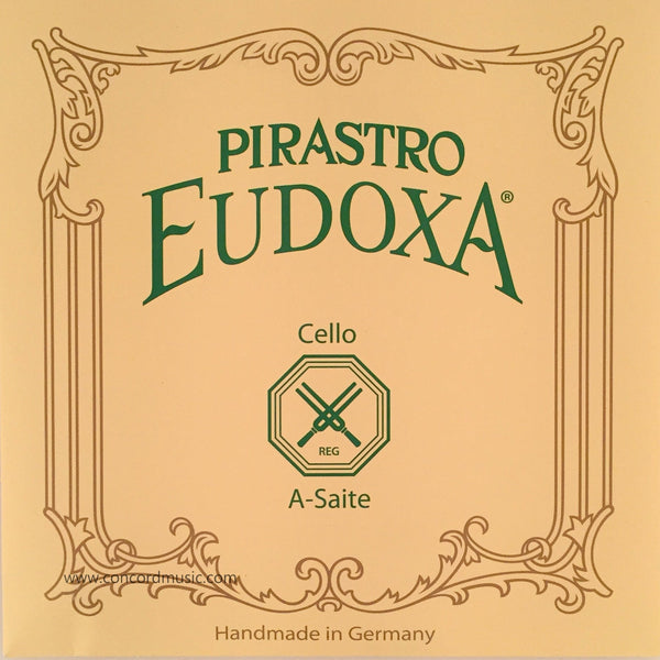 Eudoxa Gut Cello A String 2341