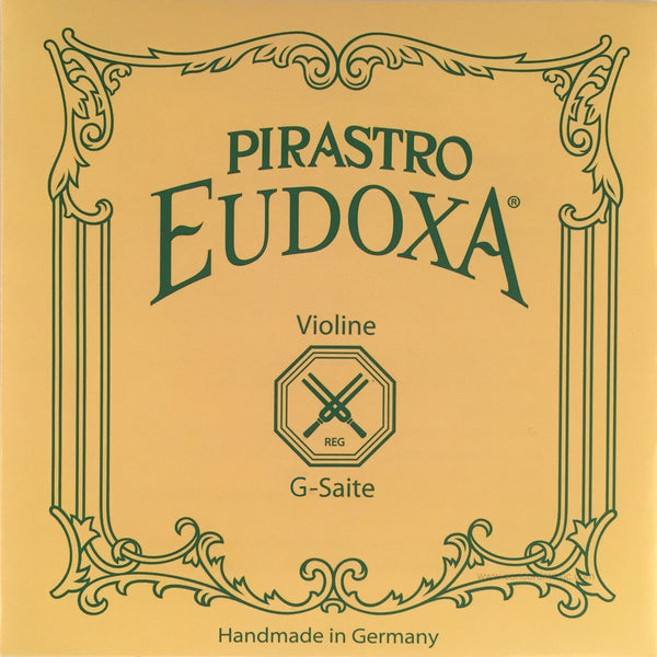 Eudoxa Violin Strings gut 2140