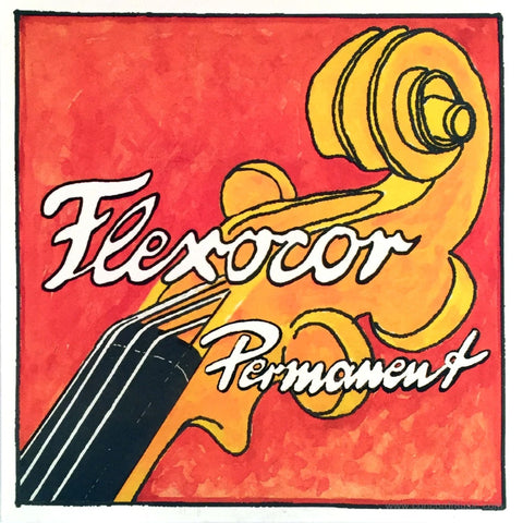 Flexocor Permanent Violin G String 3164