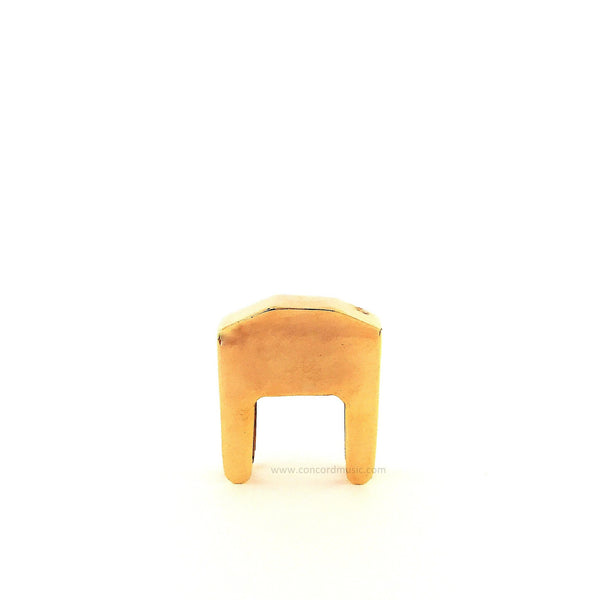 Gold tone metal cello practice mute