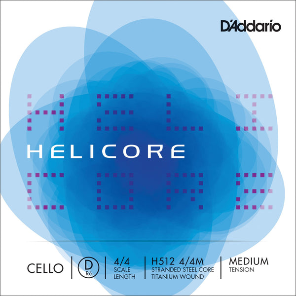 Helicore Cello D String H512
