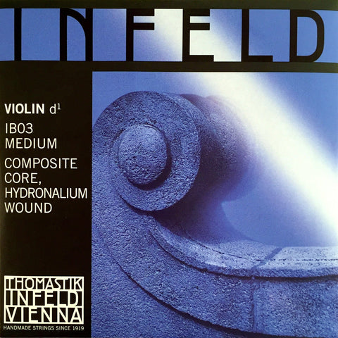 Thomastik Infeld Blue Violin D String IB03