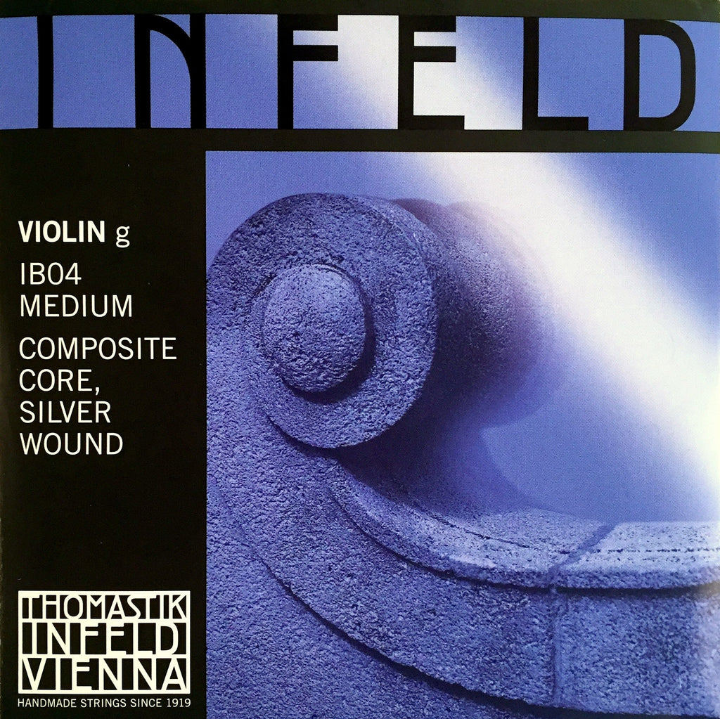 INfeld Blue G String Violin
