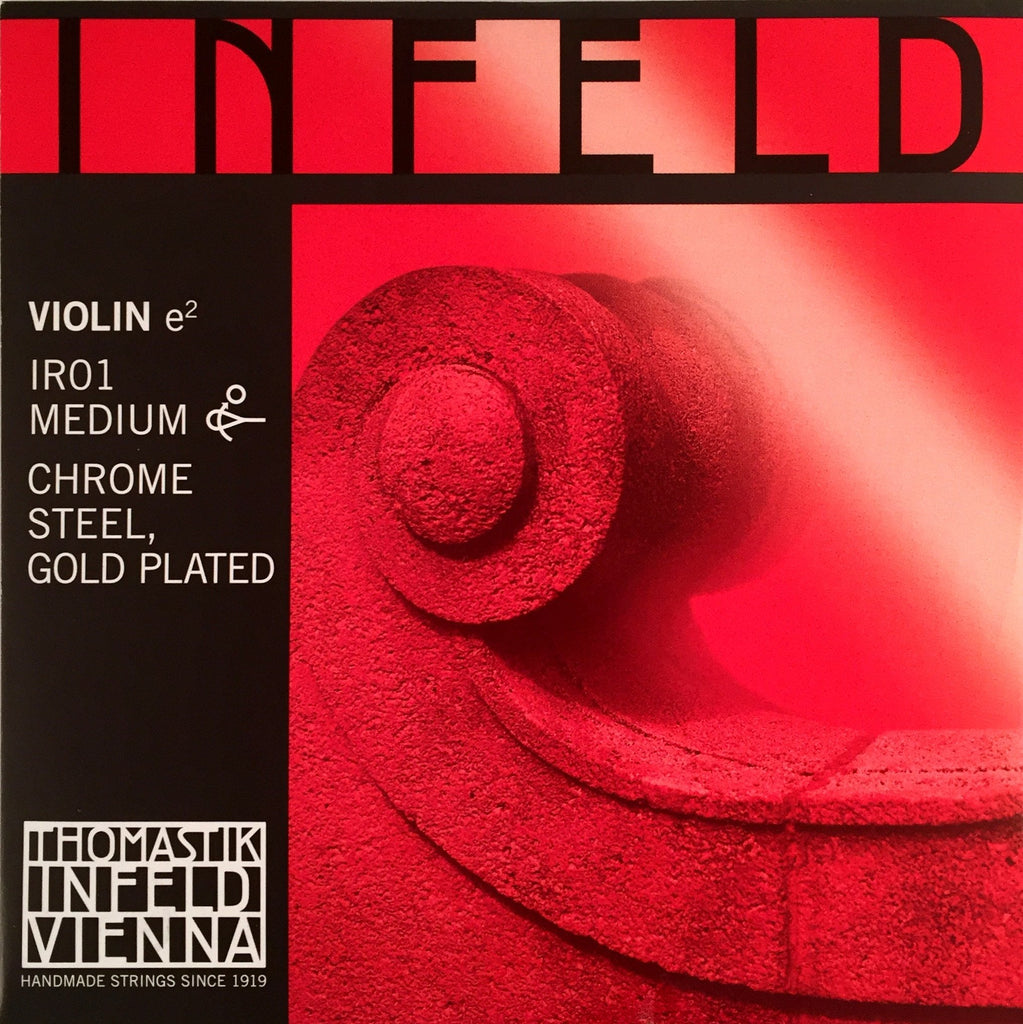 Thomastik Infeld Red Violin E String Gold