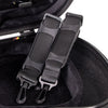 Jakob Winter Greenline Violin Case detail showing backpack straps