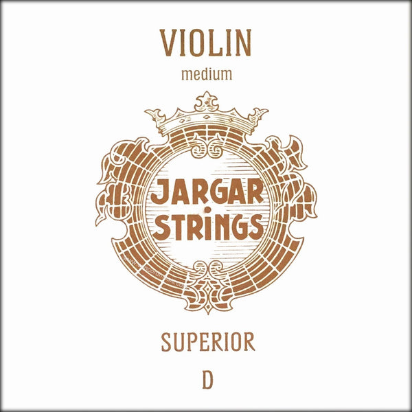 Jargar Superior Violin D String