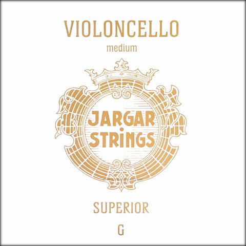 Jargar Superior Cello G String