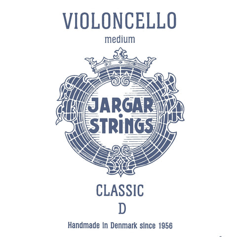 Jargar Cello D String-Jargar Classic Cello D string