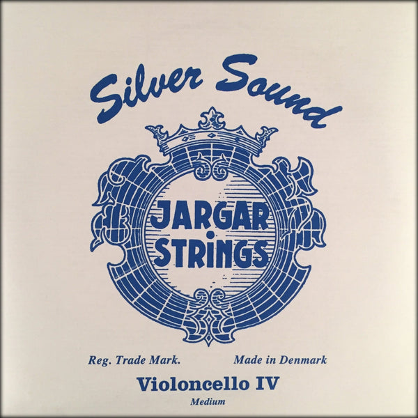 Jargar Cello Silver C String