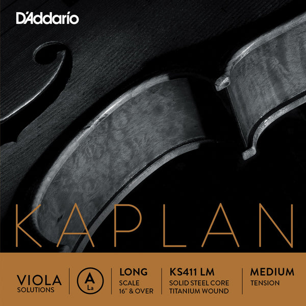 Kaplan Solutions Viola A String KS411