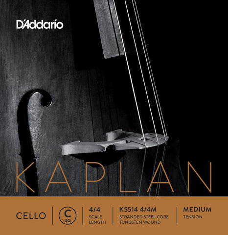 Kaplan Cello C String KS514