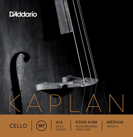 D'Addario Kaplan Cello Strings KS510