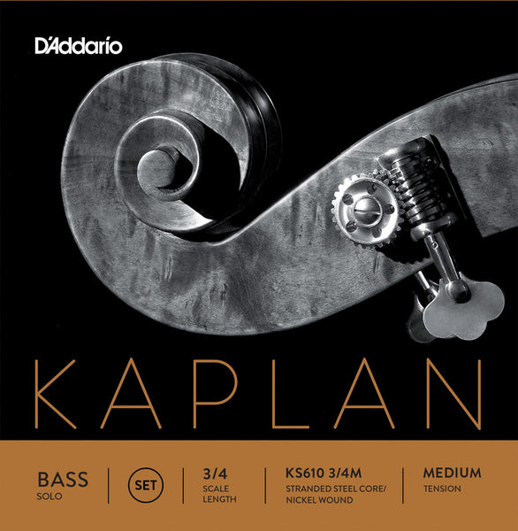Kaplan Solo Bass Strings KS610 3/4m