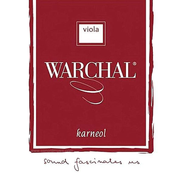 Warchal Karneol Viola Set 510S