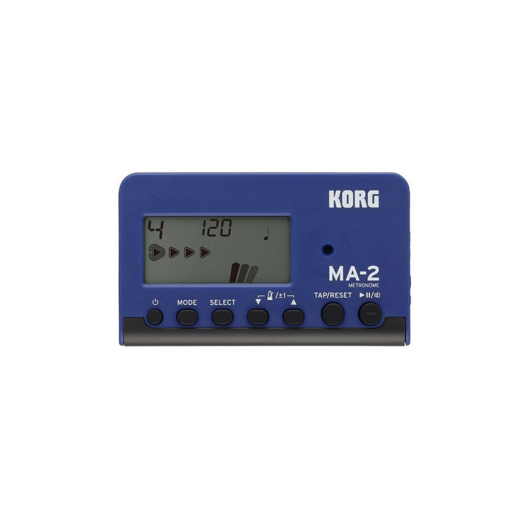 Korg MA-2 Metronome in blue color