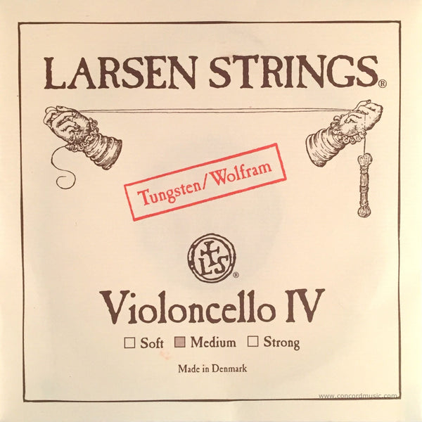 Larsen Cello C String