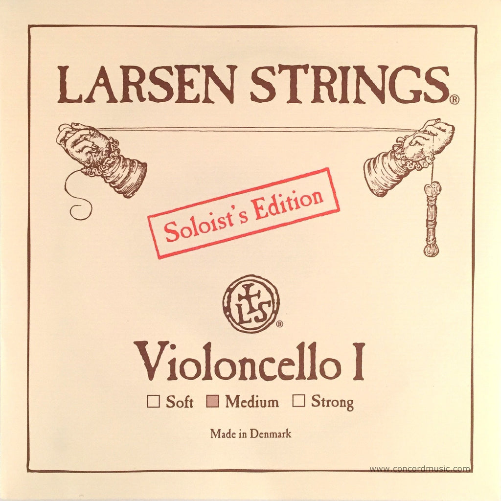 Larsen Soloist Cello A String