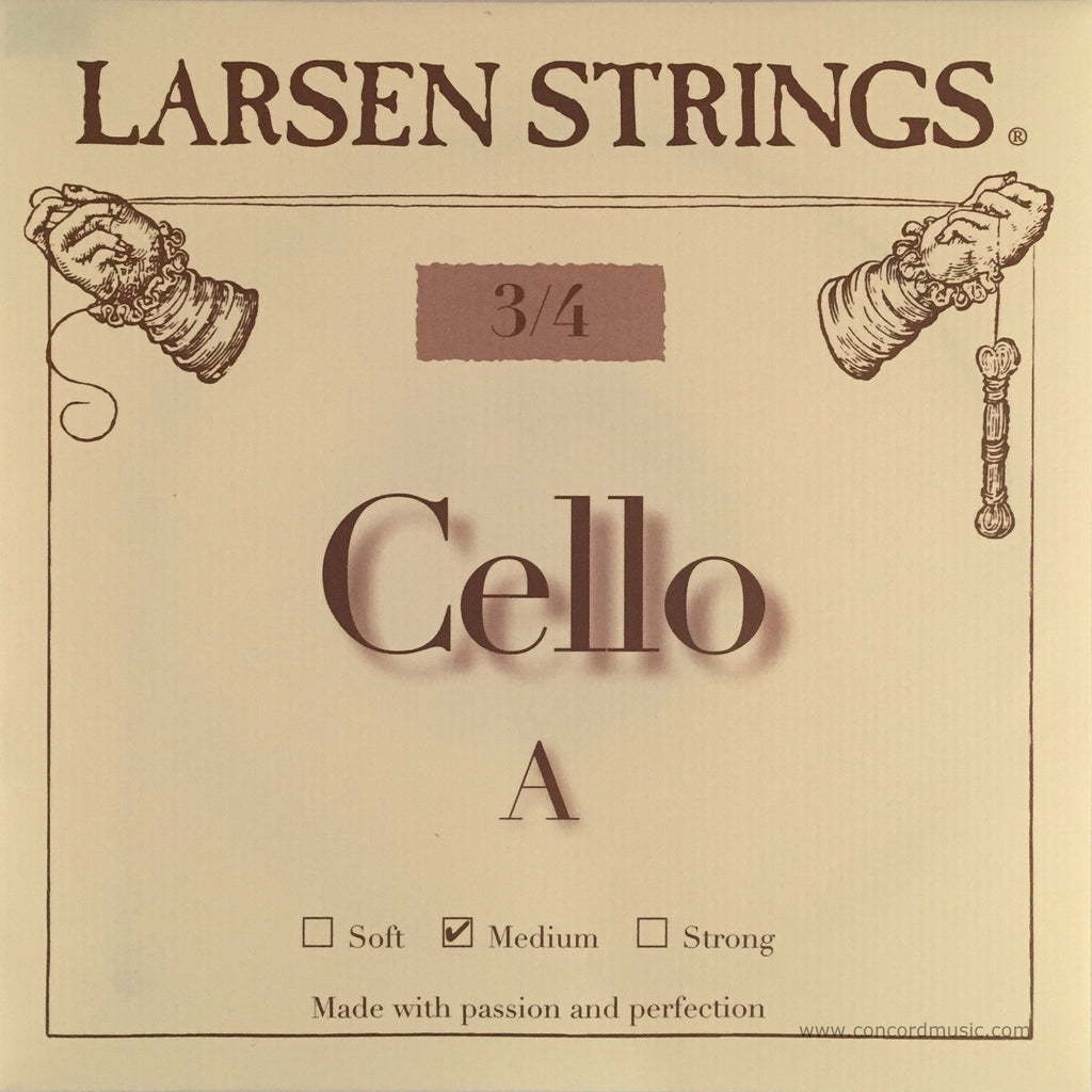 Larsen Cello 3/4  A String