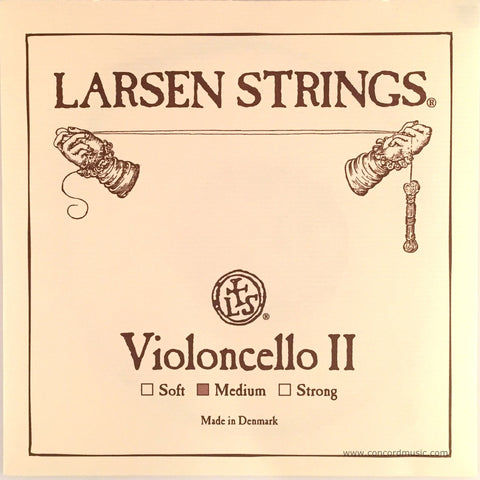 Original Larsen Cello D String