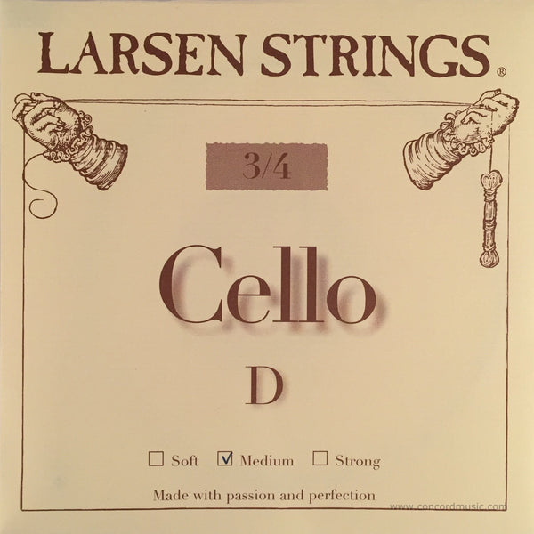 Larsen Cello 3/4 D String