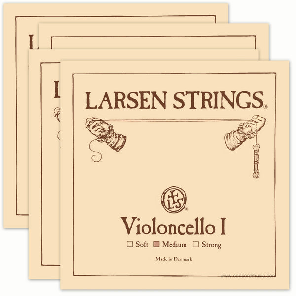 Original Larsen Cello Strings