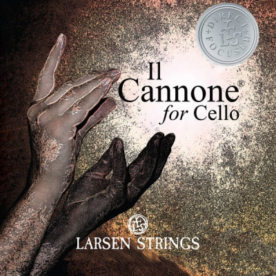 Larsen Il Cannone Cello Set Direct & Focused