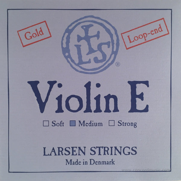 Original Larsen Violin Set Premium