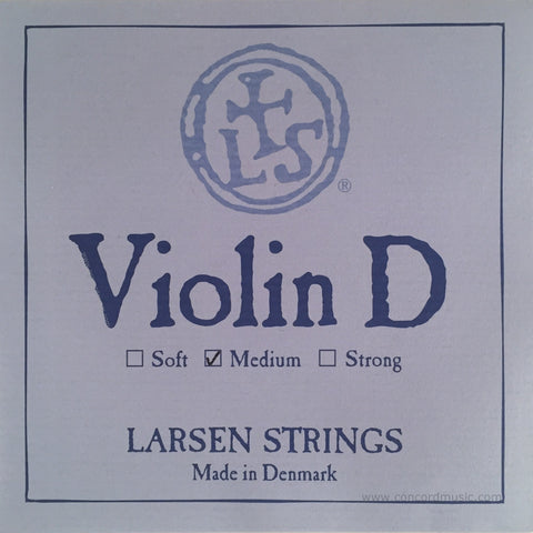 Original Larsen Violin D String