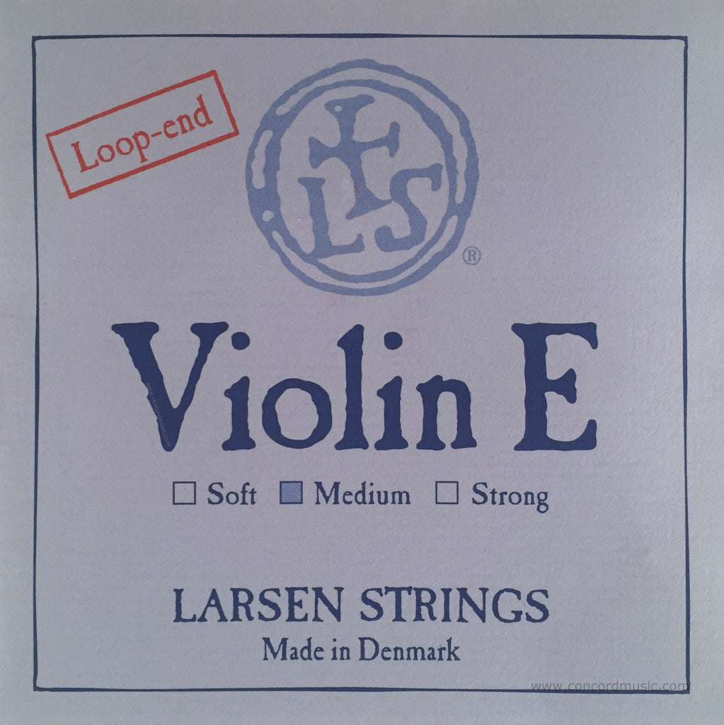 Original Larsen Violin E String