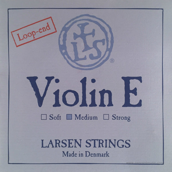 Original Larsen Violin Set