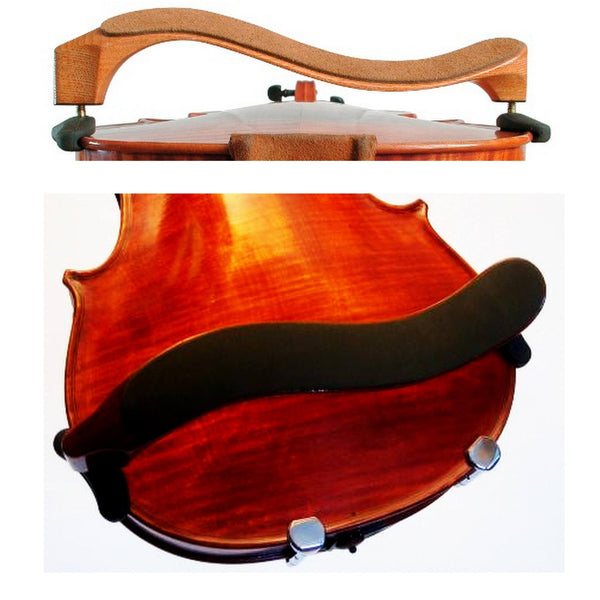 Mach One Violin Shoulder Rest Maple