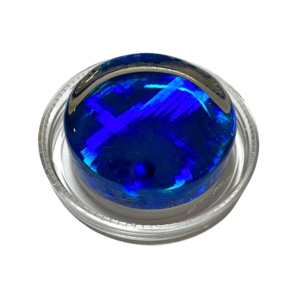 Magic Rosin 3G for violin, viola & cello shown with Blue Infinity Hologram design