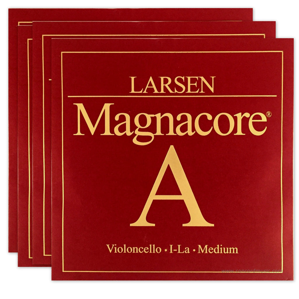 Magnacore Cello Set