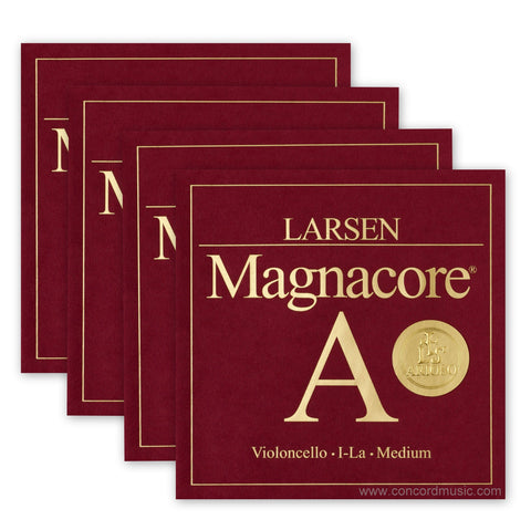 Larsen Magnacore Arioso Cello Strings for set