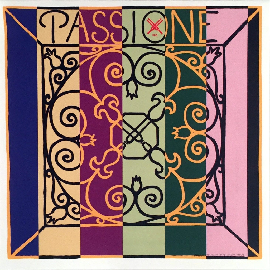 Passione Solo Violin Strings 21908