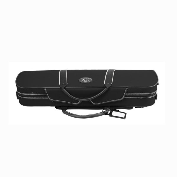 Pedi Violin Case Black Oblong Niteflash