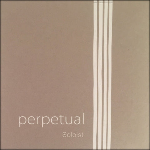 Perpetual Soloist Cello Set from Pirastro
