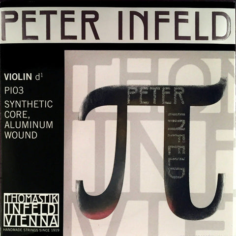 Thomastik Peter Infeld Violin D Aluminum PI03